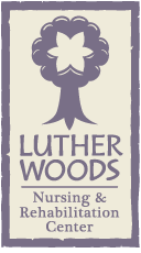 Luther Woods Nursing and Rehab logo