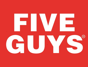 Five Guys Burgers Logo